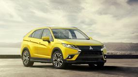 Nowy Mitsubishi ASX - tak może wyglądać?