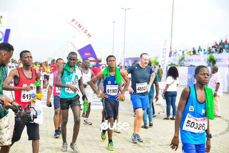 There 2019 Lagos City Marathon