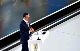 Morawiecki: Wierzę, że zbudujemy fabrykę z korzyścią dla Mercedesa i dla Polski