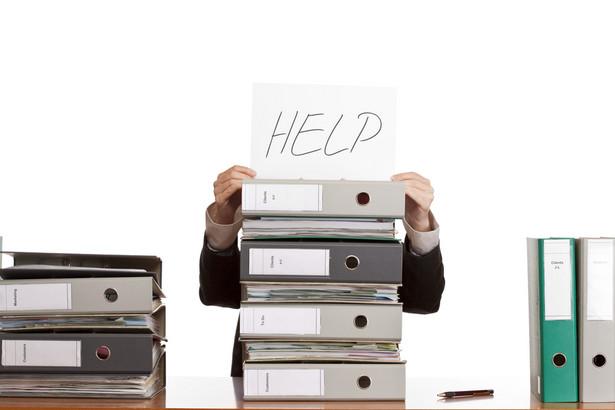 Biurokracja. Fot. Shutterstock.
