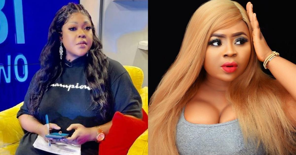 'You are evil' - Adu Safowaa tears into Mona Gucci for filming her behind bars