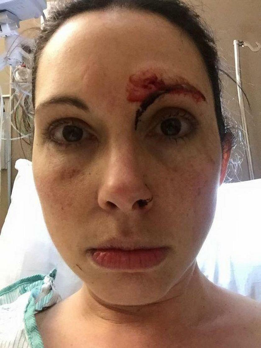 Gwałciciel napadł ją w publicznej toalecie