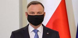 Znany pisarz oskarżony o znieważenie Andrzeja Dudy