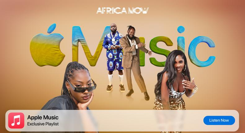 Apple Music's Africa Now Playlist and Radio Show for all Afro music lovers