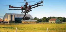 Do czego polscy rolnicy używają dronów? Zdziwisz się...