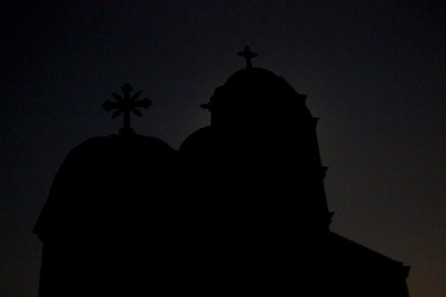 Batajnica u mraku Foto:M.Beljan