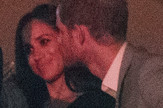 Princ Hari, Megan Markl