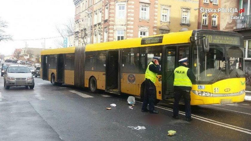 Autobus linii 840 prowadził naćpany Adam W. (22 l.)