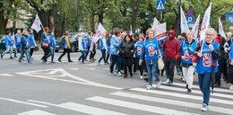 """""""Kumulacja chaosu"""". Protest przeciwko reformie edukacji"""