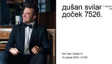 Dušan Svilar sa novosadskim i osiječkim tamburašima u Studiju M