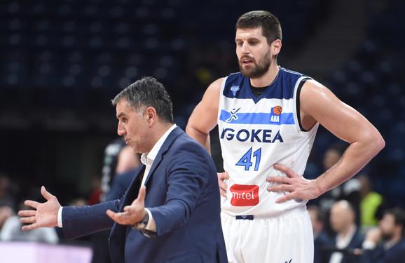 Dragan Bajić i Đorđe gagić