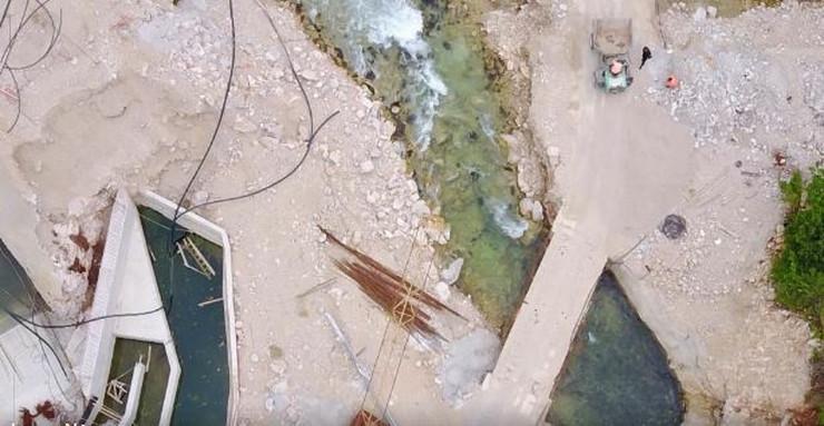 Hidroelektrana Vrbas gradnja Banjaluka