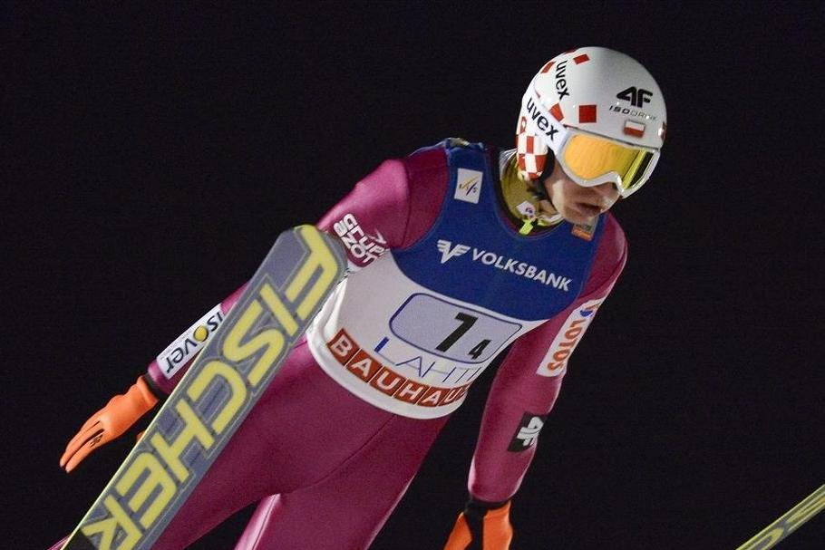 FINLAND SKI JUMPING WORLD CUP