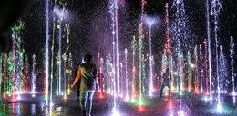 Uruchomili fontanny w Parku Szymańskiego