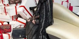 Muza Chanel i Gucci w okropnym stroju