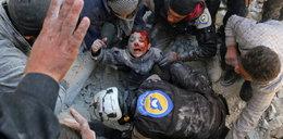 Tak wygląda śmierć w Aleppo