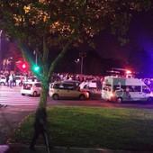 SAOBRAĆAJ BLOKIRAN, ULICE PRAZNE Zbog oduzimanja Car:go vozila Novi Beograd večeras izgledao potpuno drugačije