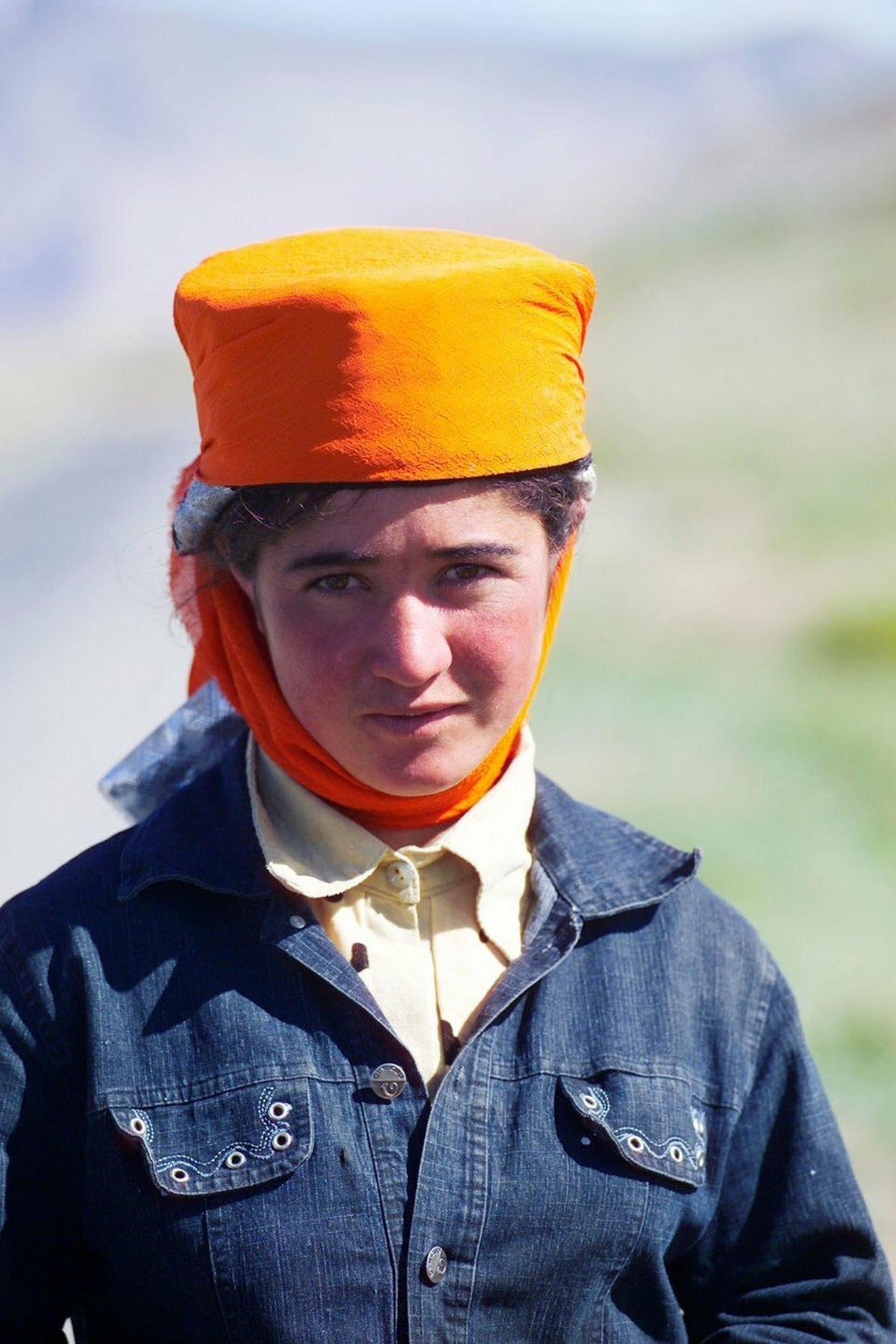 Lepota u Tadžikistanu