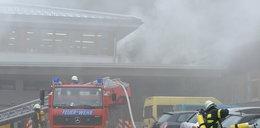 Tragiczny pożar w fabryce Caritasu!
