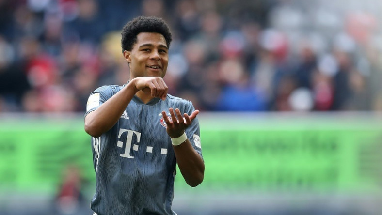 Bayern Munich winger Serge Gnabry has surprised many with his superb form this season