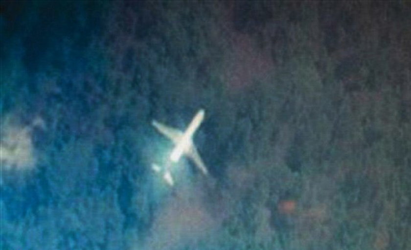 Zaginiony malezyjski samolot. Pilot celowo rozbił maszynę?