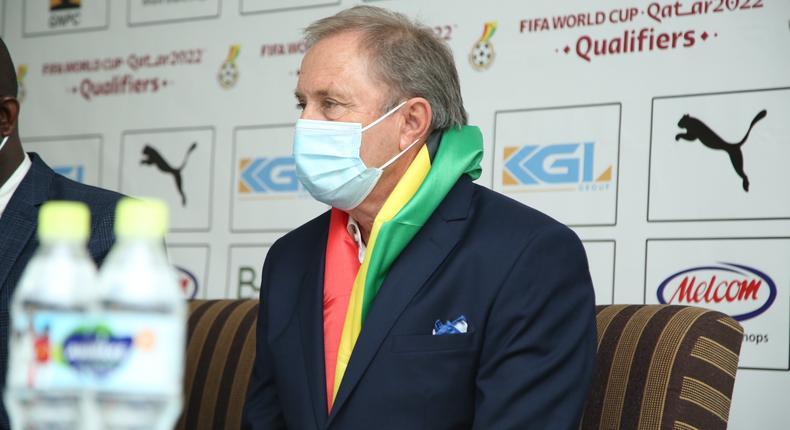 'Ghana has talent; I'm here to make history' – Milovan Rajevac
