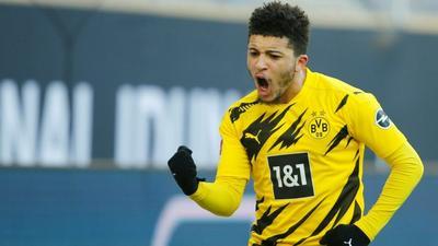 Man Utd confirm agreement with Dortmund over Sancho transfer