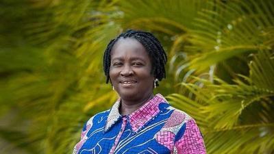 Prof. Naana Jane Opoku-Agyeman pledges iPad Pro to 'Our Day' boy