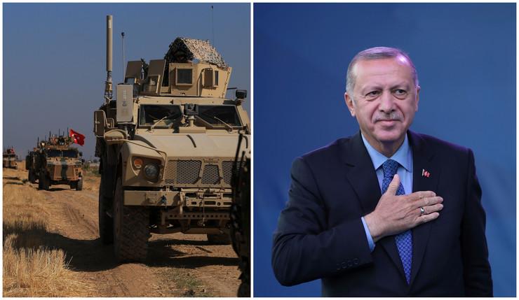 Erdogan, turska vojska