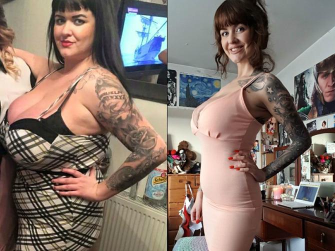 Smršala sam 27 kilograma i izgledam sjajno: A jedna stvar je ostala ista i SVI JE PRIMEĆUJU