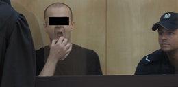 Zabójca Nikosia z Wieruszowa przed sądem