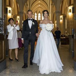 Zobaczcie zdjęcia ze ślubu Edyty Zając i Jakuba Rzeźniczaka
