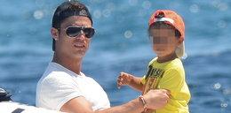 Ronaldo zdradził tajemnicę matki swojego synka!