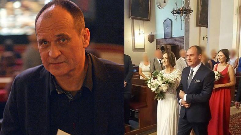 Paweł Kukiz w minioną sobotę zyskał nowego członka rodziny, czyli zięcia