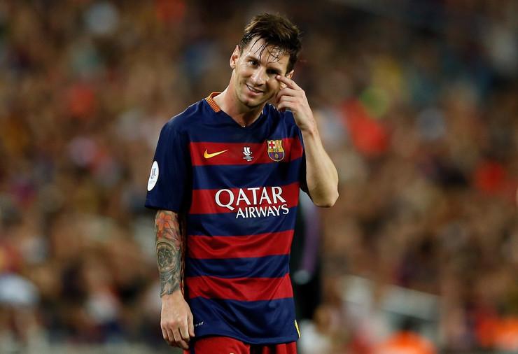 pranje novca poznati07 Lionel Messi foto Tanjug AP
