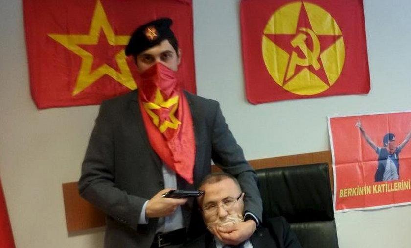 Porwali prokuratura w Turcji