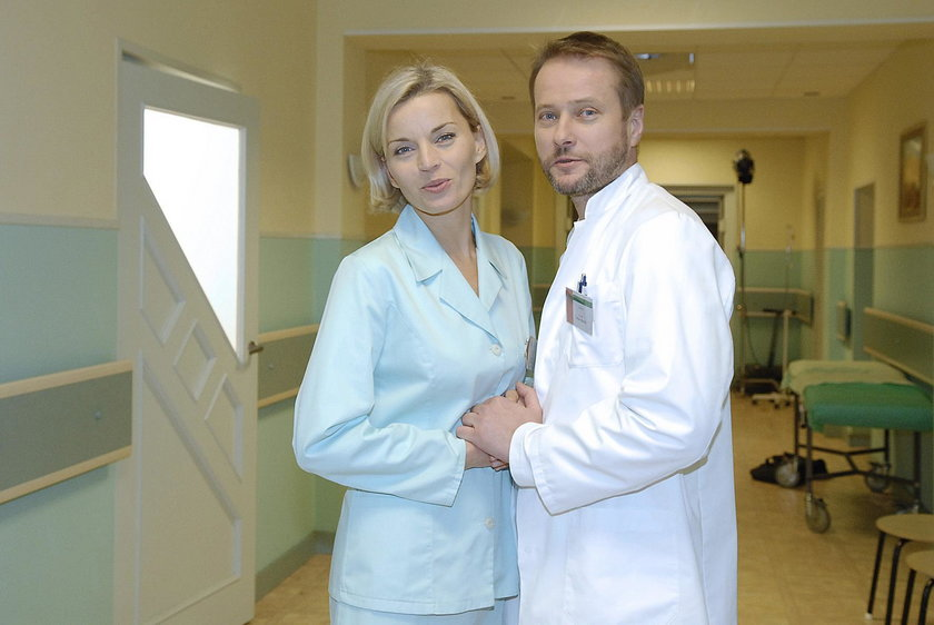 Artur Żmijewski i Małgorzata Foremniak
