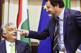 Viktor Orban, Mateo Salvini