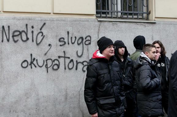 Srbi se oko Nedića ne slažu