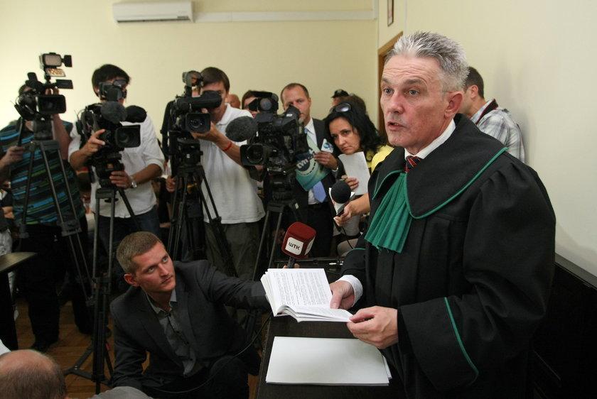 Lobbysta kandydatem PiS do Trybunału Konstytucyjnego