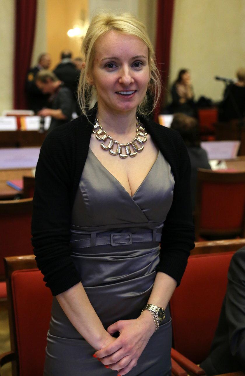 Agnieszka Soin, stołeczna radna