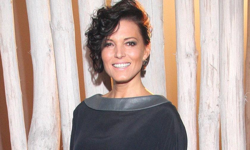 Ilona Felicjańska w Top Model