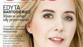 Edyta Bartosiewicz: powoli wracam do życia