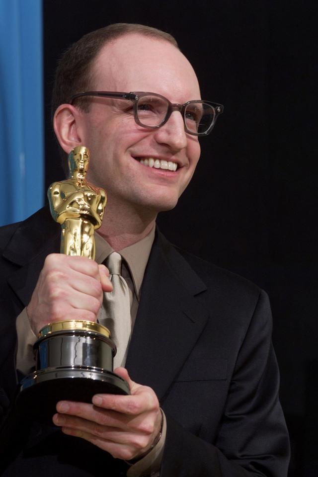"""Steven Soderbergh - ceremonia w 2001 roku, Oscar za reżyserię """"Traffic"""""""