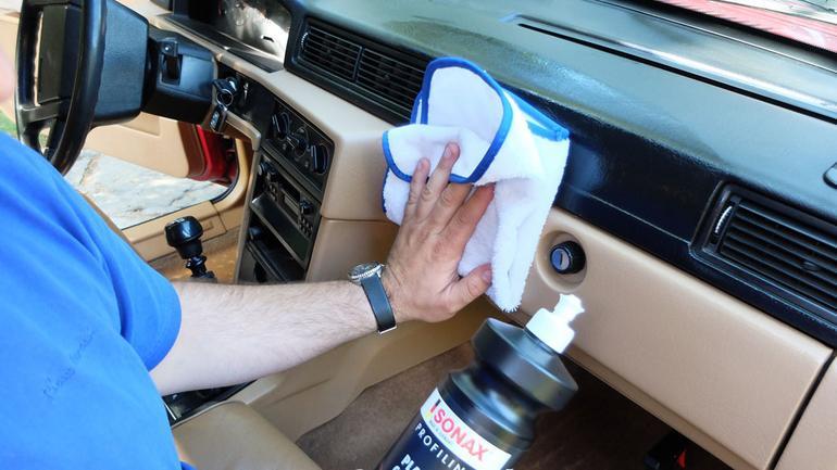 Odśwież wnętrze auta jak zawodowiec!