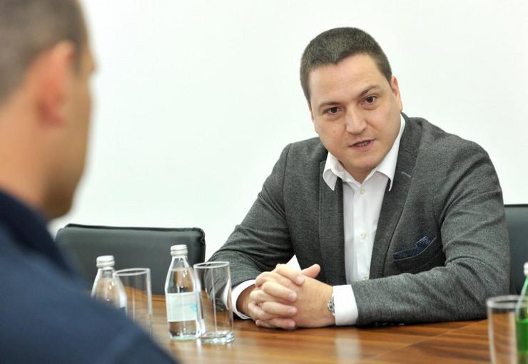 Branko Ružić, Komunalni policajci