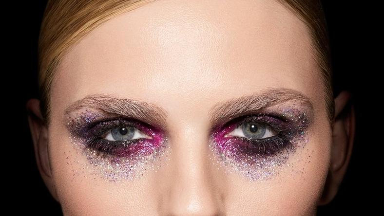 Andreja Pejic for Make Up For Ever campaign