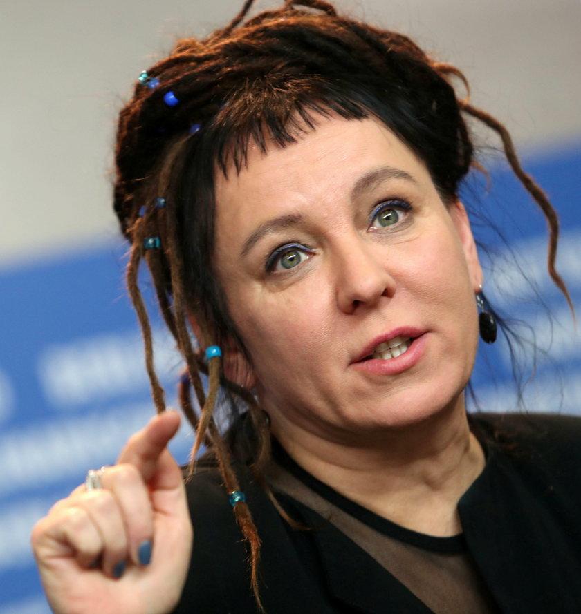 Olga Tokarczuk dostała literackiego Nobla!