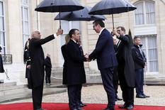 Vučić: Hvala francuskom ambasadoru na divnim rečima i poštovanju prema srpskim žrtvama