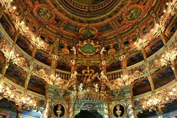 Opera Margrabiów po renowacji